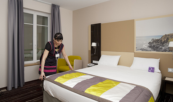 Nettoyage hotel
