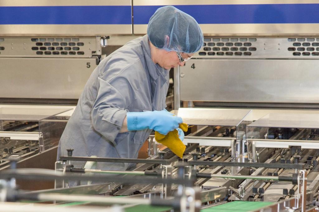 Nettoyage industriel - entretien lignes de production